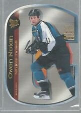 1999-00 Crown Royale Team Captain Die-Cuts #8 Owen Nolan (ref36948)