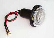 Genuine Lucas L488 laterale trasparente/Lampeggiante Lampada con lente in vetro, 3H3055