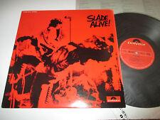 LP/SLADE/ALIVE/Polydor MP 2259 + Insert  Japan