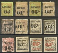 MARTINIQUE #6//32 Mint / Used - 1886-91 Surcharge Issues ($230)