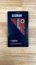 Crucial Ballistix 32GB (2 x 16GB) 288-Pin DDR4 SDRAM DDR4 3600 (PC4 28800) Deskt