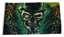 Fahne / Flagge Skull Totenkopf Fantasy NEU 90 x 150 cm