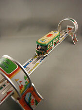 Tin Toy - Ganga Yumana Express Train - Wind Up