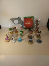 Disney Infinity Figure Lot and Game Pad Portal INF-8037059 For Xbox One w/Game
