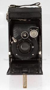 Zeiss Ikon Ikonta 520/2 6x9cm Rollfilmkamera mit Novar-Anastigmat  #AT