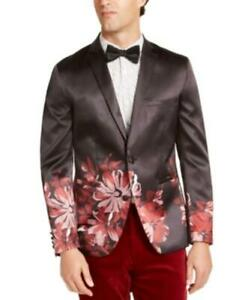 MSRP $150 Inc Men's Slim-Fit Floral Blazer Size Small