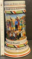 More details for ww1 german reservists stein 2nd esk jager muhlhausen 1906-09