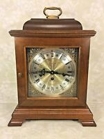 Vintage Hamilton Mantel Clock Running & Striking Not Chiming DuPont Anniversary
