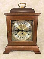 Vintage Hamilton Mantel Clock Running & Striking Not Chiming DuPont Anniversary