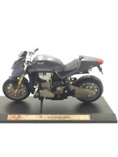 münch mammut 2000  moto miniature 1/18 n37/60 maisto altaya fascicule