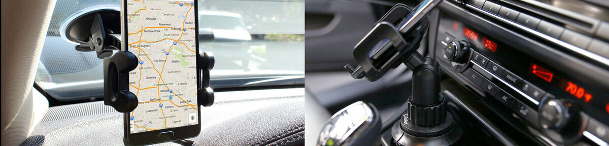 Cell Phone Holder Access
