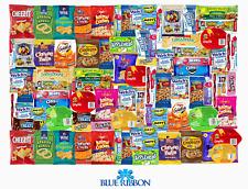 Care Package 90 Count Snack Sampler Gift Basket