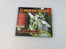 LINKIN PARK - REANIMATION - ENHANCED CD DIGIPACK EDITION 2002 WARNER- MINT/NM-DP