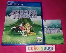 Asdivine Hearts Sony Ps4 Version US Limited Run #80 4800 EX 1 Card