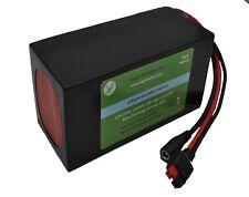 AegisBattery 12V 20Ah Rechargeable Lithium Battery