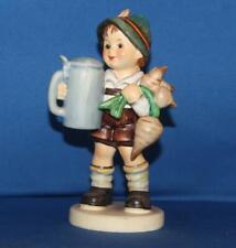 "Hummel Goebel 87 For Father 5.5"" Figurine TMK5 Boy Stein"