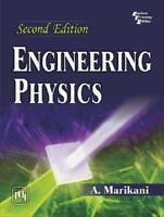 Engineering Physics by Marikani, A., NEW Book, FREE & FAST Delivery, (Paperback)