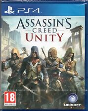 ASSASSIN'S CREED: UNITY GAME PS4 (assassins ) ~ NEW / SEALED