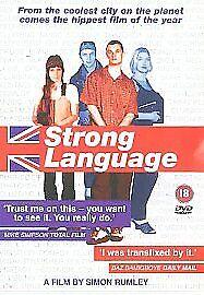 Strong Language (DVD, 2000)