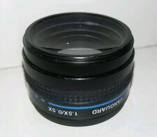 VANGUARD - Converter Lens 46mm 1.5X/0.5X Tele/Wide EXCELLENT CONDITION!