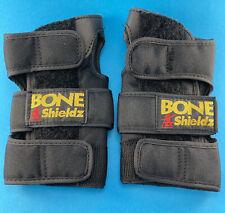 Large Adult Bone Sheildz Wrist Guards Set Protector Skateboarding Roller Blading