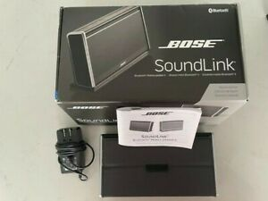 Bose SoundLink Bluetooth Mobile Speaker II Nylon Edition - Great condition!