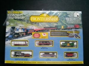 """Bachmann Train set   N Scale   """"The Frontiersman"""" #24006   AS IS"""
