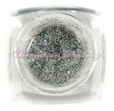 Nail Art UV Gel Builder Tips Glue Silver Rainbow Glitter Manicure #CGEL30