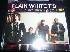 Plain White T's Hey There Delilah Australian 4 Track CD Single