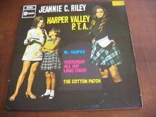 JEANNIE C RILEY harper valley p.t.a RARE  ISRAELI israel EP