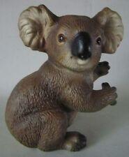 1983 Global Art Pottery Koala Bear Mom Harvey Knox Kingdom A220A