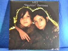 """M83 - Reunion Remixes, lim. 12"""", neu"""