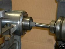 9 B&S to R-8 spindle grinding Wells-Index or Index mill