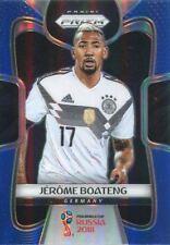 Prizm Mondiali 2018 Blu [199] PARALLELA BASE CARD #88 Jerome Boateng-Germania