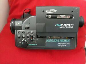 Caméscope SAMSUNG VP - J50 8 mm pour pièces ou réparation