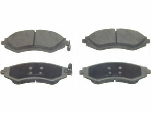 Front Brake Pad Set For 2004-2011 Chevy Aveo 2008 2007 2010 2005 2006 D997QP