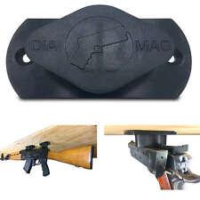 Bedside Holster Gun/Pistol Magnetic Holder Car/Under Desk Mount Safe Rifle Stand