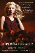 Supernaturally (Paranormalcy) By Kiersten White