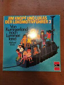 LP Jim Knopf und Lukas der Lokomotivführer 3 - Von Kummerland nach Lummerland