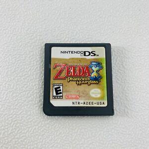 Nintendo DS The Legend Of Zelda Phantom Hourglass Cartridge Only Authentic Works