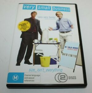 Very Small Business DVD 2-Disc Set Australia Comedy