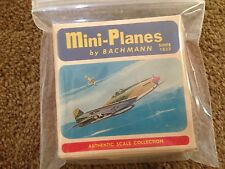 Bachmann Mini-Planes P-51 Mustang, in original packaging