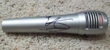"""EASTON CORBIN SIGNED AUTOGRAPH """"ROLL WITH IT"""" NEW MICROPHONE w/EXACT PROOF"""