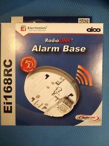 AICO Ei168RC RadioLINK Base, (BRAND NEW BNIB) for Aico smokes & heat alarms
