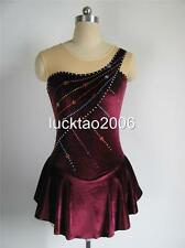 2018 new style Figure Skating Dress Ice Skating competition Dress 6347-4 size S