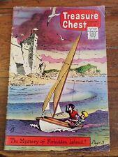 Treasure Chest of Fun and Fact vol 22 #14 1967