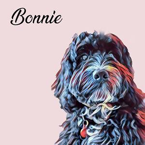 Personalised Pet Portrait Memorial Dog Portrait Cat Portrait Christmas gift Art