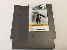 Final Fantasy VII (7) for Nintendo Entertainment System NES ENGLISH TRANSLATION