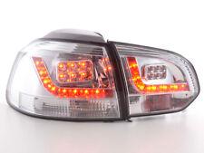 2 lights faros ARRIÈRE FEUX  4250414625641  VW Golf 6 1K  08 chrome