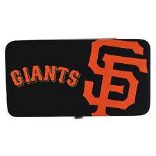 Brand New MLB San Francisco Giants Women Mesh Hard Shell Wallet